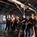 Pati Girls LogTronix Behind The Scenes