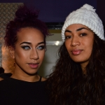 Taimania Foa'i & Liana Foai behind the scenes for the Pati Music Video